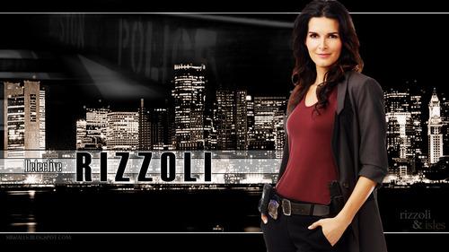 Detective Rizzoli