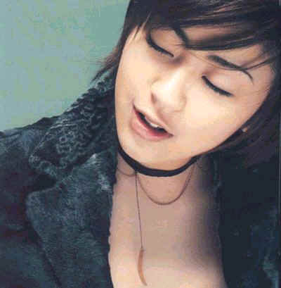 Utada Hikaru wallpaper entitled Distance Promos