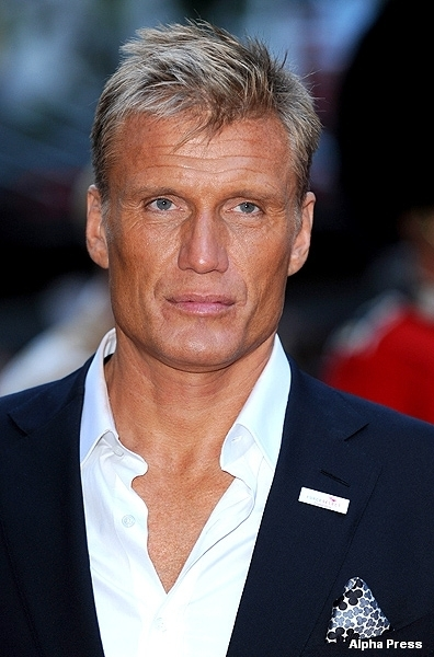 The Expendables Dolph ...