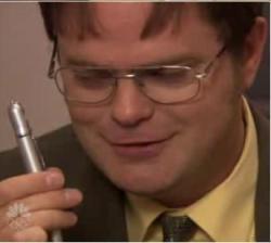 Dwight the genius