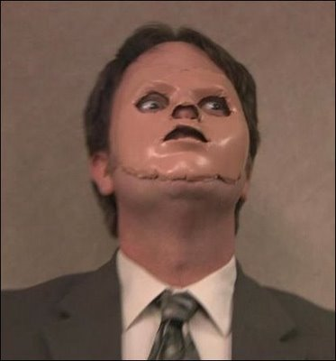 The Office wallpaper entitled Dwight