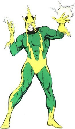 Marvel Comics Electro