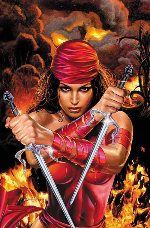 Elektra - marvel-comics Photo Elektra Marvel