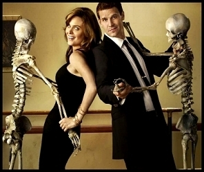 Emily and David - deschanel Photo