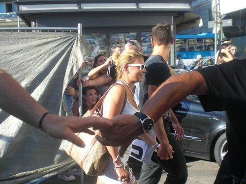 "Emma Stefano ""Amici Tour Salerno"""
