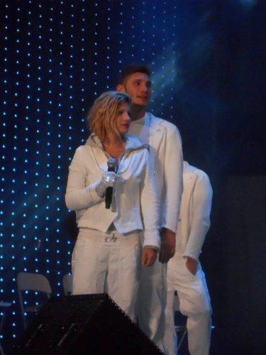 "Emma Stefano ""Amici Tour Verona"""