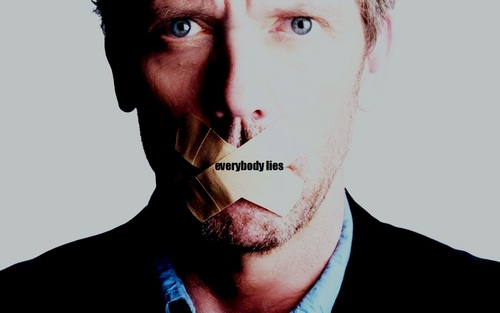 Everybody lLies - house-md Wallpaper