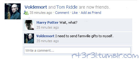Farmville much?!