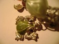 Frog by my braclet - frogs photo