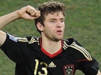 Germany vs Uruguay -Thomas