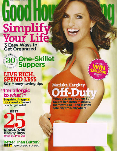 GoodHousekeeping Mag Sept. 2010