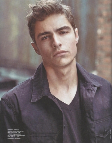 Dave Franco wallpaper called Grazia Magazine