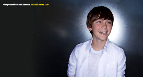 Greyson Chance Photoshoot