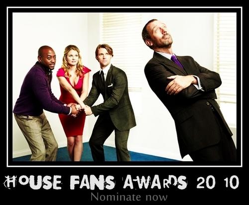 HOUSE 팬 AWARDS 2010
