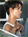 Halle Berry: Cape Town with Olivier Martinez! - halle-berry photo