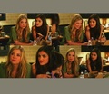 Hanna and Aria. - lucy-hale-and-ashley-benson screencap