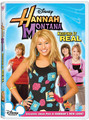 Hannah Montana Keeping it real DVD cover