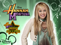 Hannah montana season 1EXCLUSIVE achtergronden as a part of 100 days of hannah door dj !!!