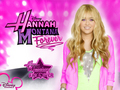 Hannah montana season 4'ever EXCLUSIVE EDIT VERSION wallpapers as a part of 100 days of hannah!!!