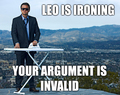 He is ironing! Meme... - leonardo-dicaprio fan art
