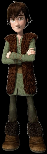Hiccup the Vampire