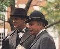 Holmes and Watson - sherlock-holmes photo