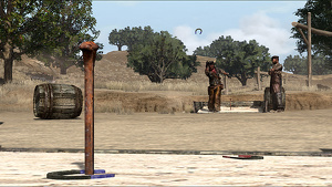 Horseshoes - red-dead-redemption Screencap