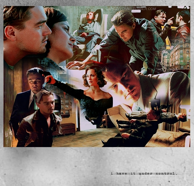 Inception Cast - Inception (2010) Fan Art (14720203) - Fanpop