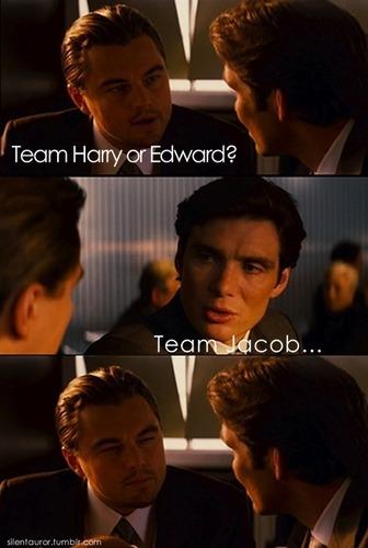 Inception Meme; Twilight