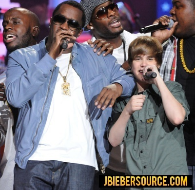 JB at BET's SOS Saving Ourselves (Help For Haiti)