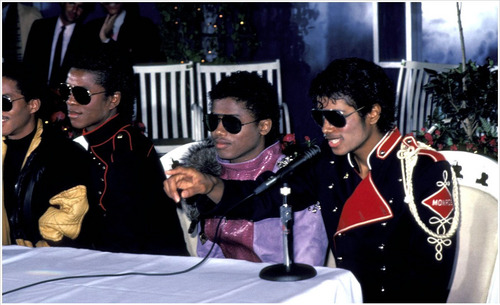 Jacksons Victory Tour