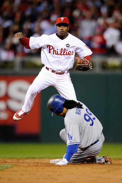 Philadelphia Phillies Images James Calvin Jimmy Rollins Wallpaper And Background Photos