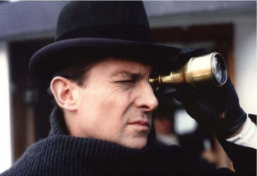 Sherlock Holmes 壁紙 called Jeremy Brett as Sherlock Holmes