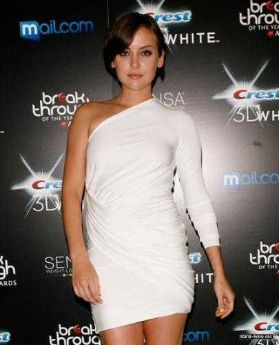Jessica @ Breakthrough Of The jaar Awards