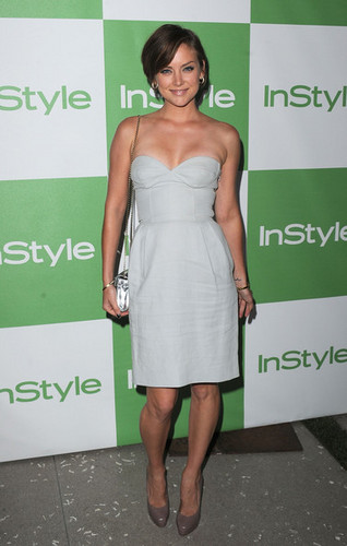 Jessica S. @ the 9th Annual InStyle Summer Soiree