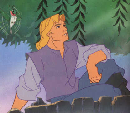 Disney Prince fond d'écran called John Smith