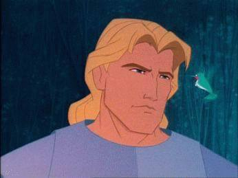 disney Prince fondo de pantalla called John Smith