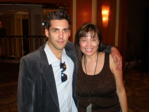 Jordan Bridges @ R&I press junket