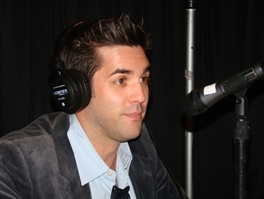 Jordan Bridges @ the R&I press junket