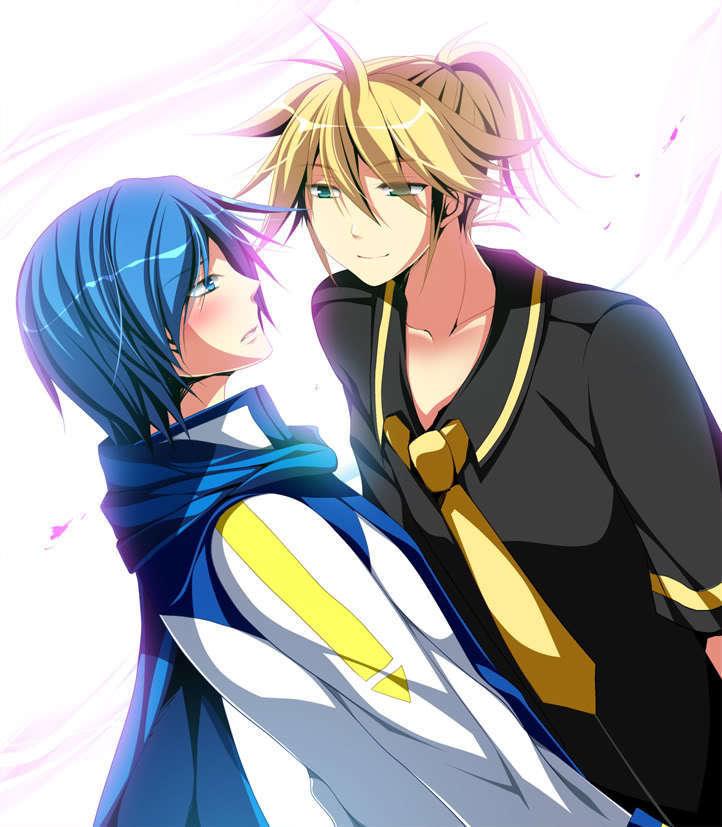 Vocaloid Mokaito Vocaloid Kaito And Len
