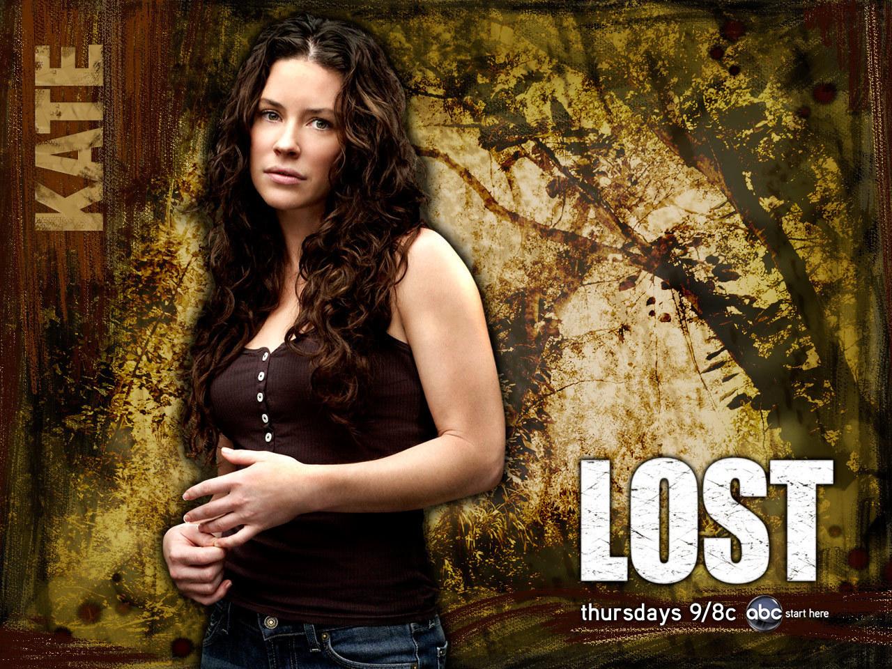Kate Austen - LOST