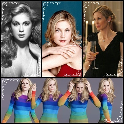 Kelly Rutherford wallpaper titled Kelly
