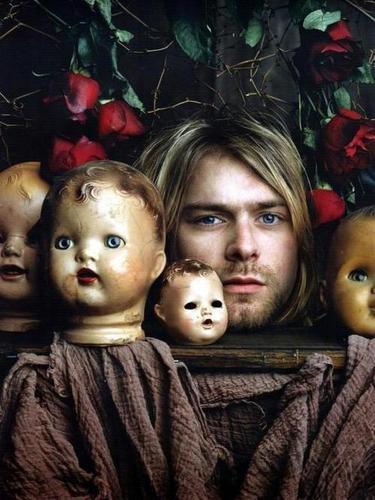 Kurt Cobain❤