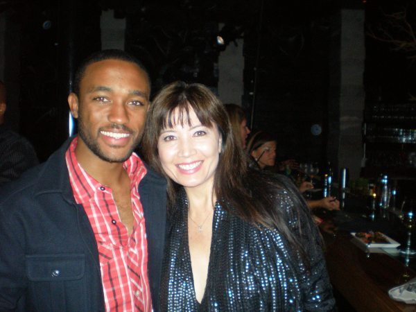 Lee Thompson Young @ R&I press junket