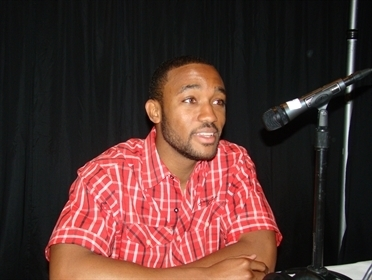Lee Thompson Young @ the R&I press junket