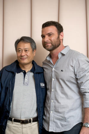Liev with Directo Ang Lee