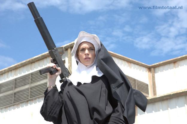 Lindsay Lohan as The Sister