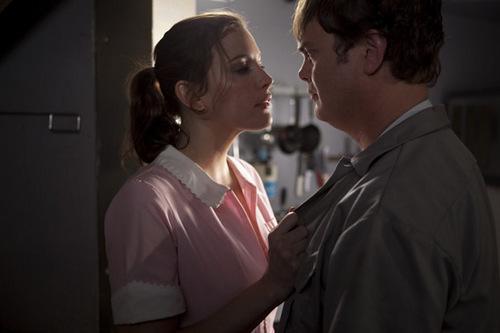 Liv Tyler and Rainn in Super
