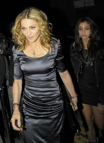 Madonna's Birthday Party