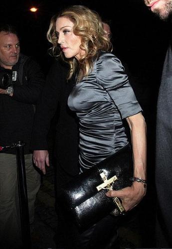 Madonna's Birthday Party